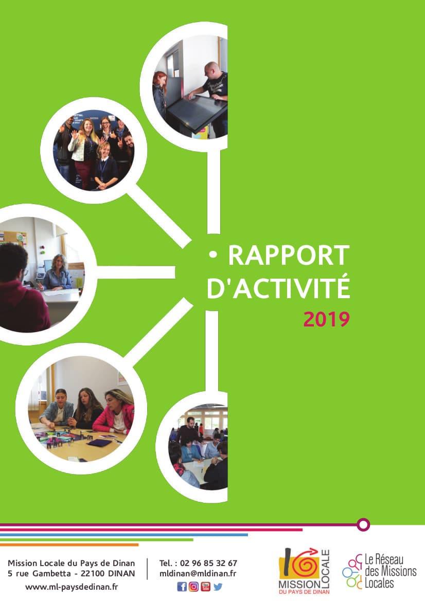 Découvrez notre Rapport d'Activité 2019 !